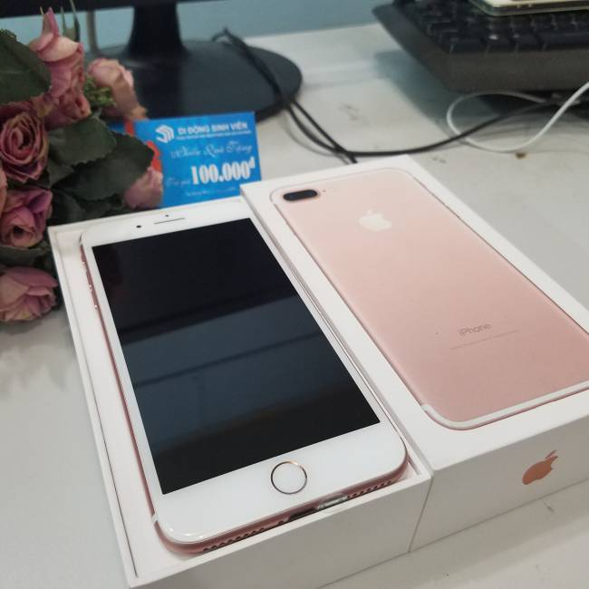 iphone 7 plus uy tin gia re hai phong