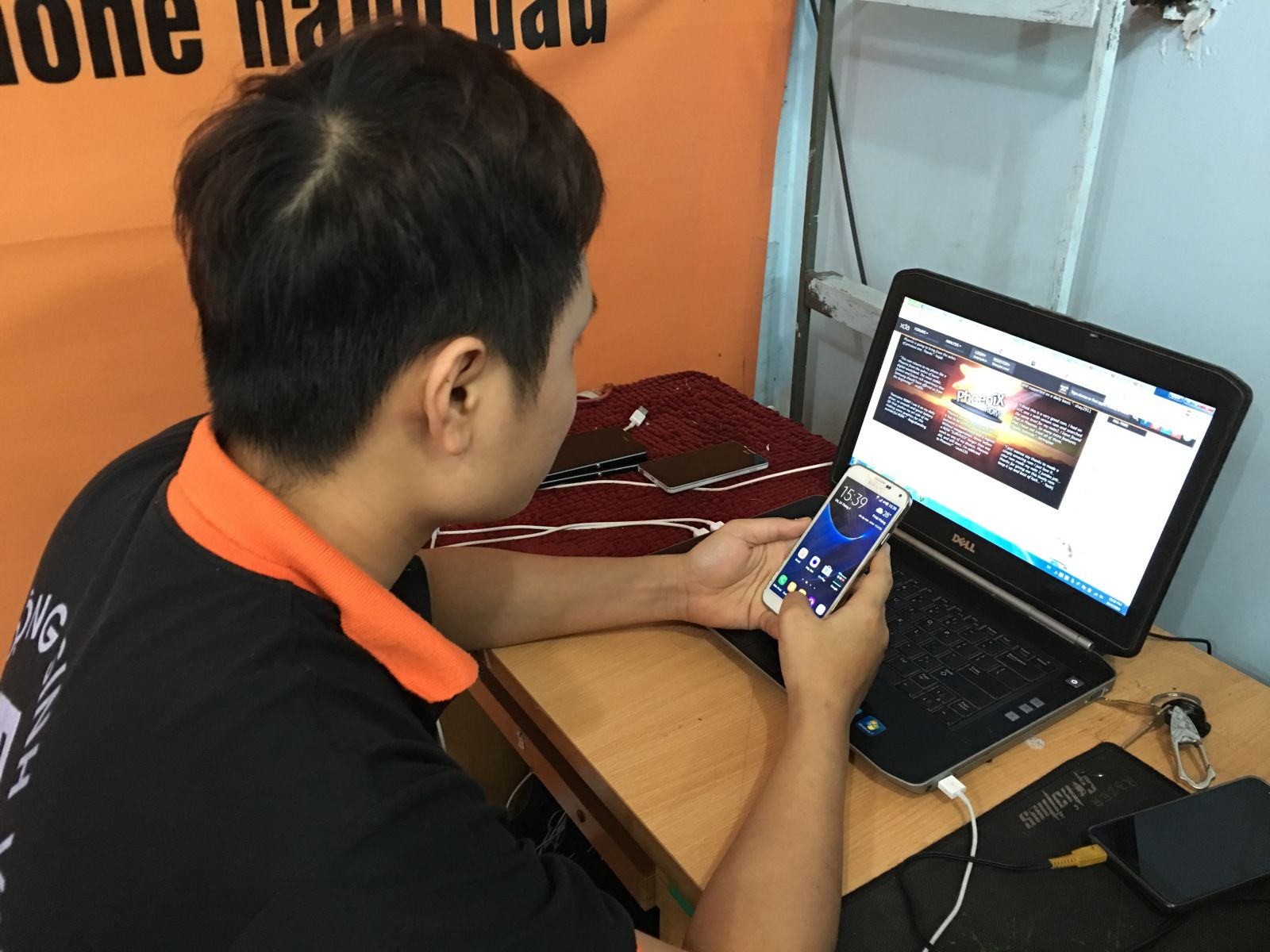 htc one e9 xach tay chay tieng viet