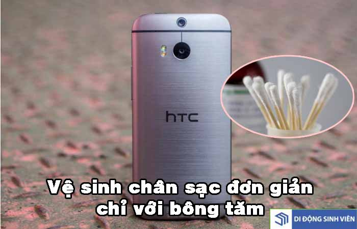 htc m8 hong chan sac