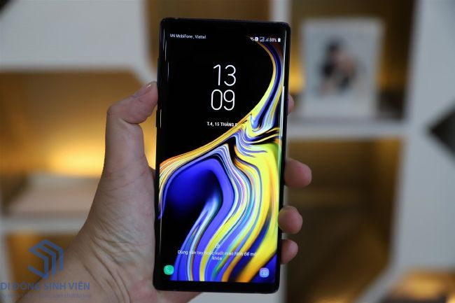 Danh gia chi tiet samsung galaxy Note 9