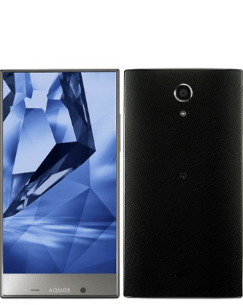 Sharp Aquos Crystal X 402SH